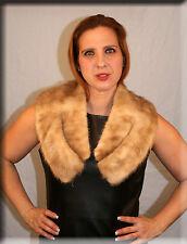 Pastel Mink Fur Collar Efurs4less