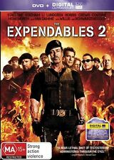 The Expendables 2 (DVD, 2014)  Brand new, Genuine & Sealed  - Free Postage D80