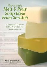 How to Make Melt & Pour Soap Base from Scratch: A Beginner's Guide to Melt & Pou