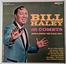 Bill Haley - Rock Around the Clock King (LP record)
