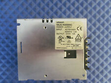 NOS Omron Power Supply S8JX-N05005C 240V Free Shipping