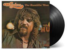 WAYLON JENNINGS - RAMBLIN' MAN  VINYL LP 180 GRAM NEUF