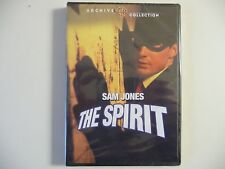 NEW/SEALED - The Spirit (DVD, 2013)