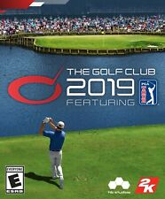 The Golf Club 2019 featuring PGA TOUR - Region Free Steam PC Key