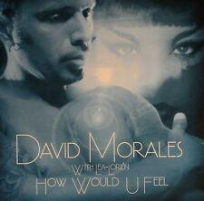 MORALES, David with LEA LORIEN - How Would U Feel - CD (CD single)