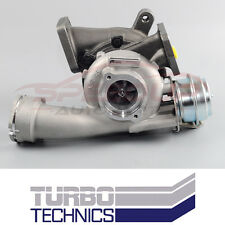 GTA1749V TURBO TECHNICS Turbo Charger for VW Transporter T5 2.5L AXD 729325