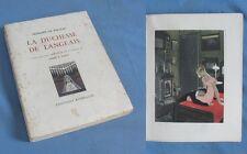La Duchesse de LANGEAIS / BALZAC / Illustrations MARTY  / Rombaldi 1950