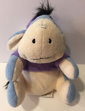 DISNEY Winnie The Pooh Eeyore With Wings Plush Stuff Animal Toy