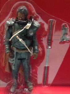 Star Wars Rogue One Saw Gerrera From Jedha Revolt Loose Figure Disney Hasbro