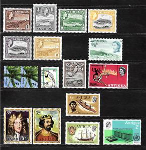 Antigua & Barbuda .. Good collection .. 4479