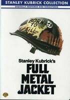 Full Metal Jacket [New DVD] Amaray Case, Repackaged