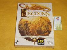 TOTAL ANNIHILATION KINGDOMS x PC WINDOWS NUOVO SIGILLATO VERSIONE CARTONATA ITA