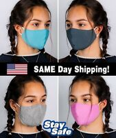 Comfortable Face Mask – INCLUDES 2 FILTERS! – 90 Washable Custom Designs