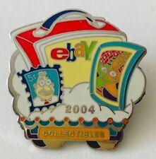 Ebay Live 2004 Lapel Pin Collectibles (white) Category Ebayana Ad Souvenir
