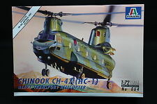 XX134 ITALERI 1/72 maquette helicoptere 064 Chinook CH-47 (HC-1) Heavy Transport