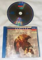 PURCELL: Dido and Aeneas CD 1990 London