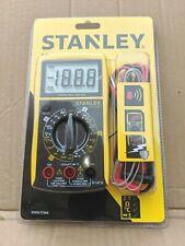 STANLEY DIGITAL MULTI METER STHT0-77364