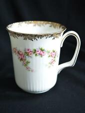 Vintage Royal Albert Bone China Coffee Mug Dimity Rose 1969 Delicate Pink Roses