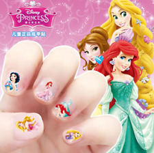 Disney Snow White Princess Makeup Toys Nail Stickers Tattoo Toys