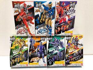 Kishiryu Sentai Ryusoulger YU-DO 02 Figure 7 BOX BANDAI NEW FedEx First Ship F/S