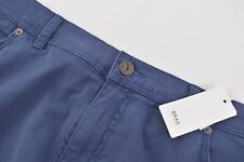 Brax NWT 5 Pocket Casual Pants Size 38 In Blue Cotton Stretch Cooper