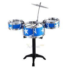 XD#3 Children Rack Drum Jazz Drum Toy Rock Sets Kids Musical Instrument Toys Ne