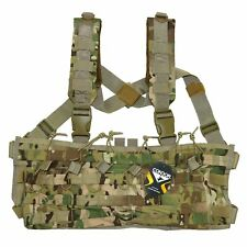 Condor Outdoor Rapid Assault Chest Rig Taktische Molle Weste MultiCam