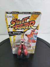 Street Fighter M Bison Action Figurine Collectible Capcom New 2099