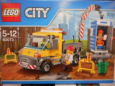 Lots mixtes Lego city chantier de construction