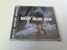 "ORIGINAL SOUNDTRACK ""OST DEEP BLUE SEA"" CD 14 TRACKS BANDA SONORA BSO OST"