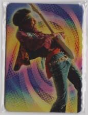 WOODSTOCK GENERATION ROCK POSTER CARDS METALLOGLOSS CARD # 10 JIMI HENDRIX