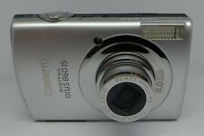 Canon IXUS 860 is 8.0MP Digital Camera faulty for spares Parts Repair ( SD870 )