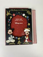 Disney Store Mickey And Minnie Photo Album