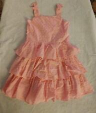 Nwt Gymboree Pink Swiss Dot Easter Dressy Wedding Party Dress Girls 10