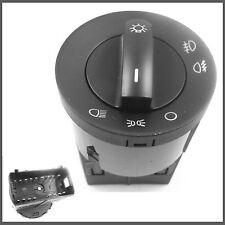 Lichtschalter Schalter Hauptlicht Scheinwerfer für VW Caddy Beetle Polo Sharan