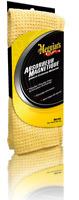 Meguiars Absorbeur Magnétique Microfibre 3x supérieur aux peaux de chamois