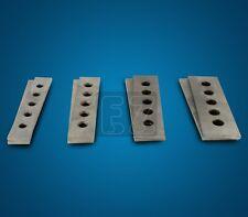 "Precision Steel Parallels 4 Pair Set 3/16"" Parallel"
