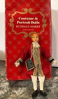 Royal Page Peggy Nisbet Doll RARE Costume & Portrait Doll ENGLAND W/ Box & Tag