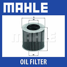 Mahle Oil Filter OX414D2 - Fits Toyota Yaris, Urban Cruiser - Genuine Part