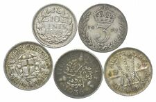 SILVER Collection Great Britain/Australian/New Zealand/Canada World Coin *458