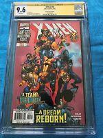 X-Men #80 Regular Edition - Marvel - CGC SS 9.6 NM+ - Signed by Joe Kelly