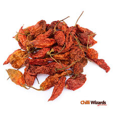 Dried Chilli Naga Bhut Jolokia Pods - Ghost Pepper Chili Highest Quality 500g