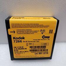 KODAK Tri-X 16mm 100FT 7266 Black & White  Movie Film