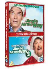 Jingle All The Way 1 & 2 Collection (dvd ) Schwarzenegger Christmas Film