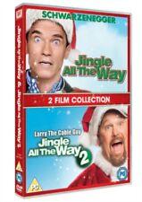 Jingle All The Way / Jingle All The Way 2 DVD NEW DVD (6387701001)