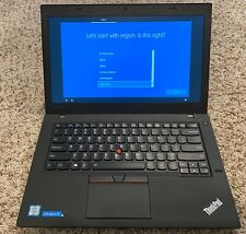 "Lenovo Thinkpad T460 14"" i5-6300U 2.4GHz 8GB RAM 256GB SSD"