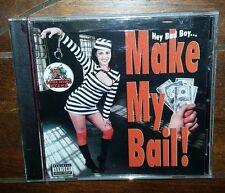 Party Girl: Hey Bad Boy...Make My Bail! (2004 Audio CD) Free Shipping!