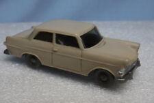 Wiking 81/1 Opel Rekord 60 hell rotelfenbein PKW 1:87