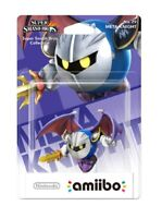 Meta Knight no.29 Amiibo Super Smash Bros Series Nintendo Switch Wii U 3DS New