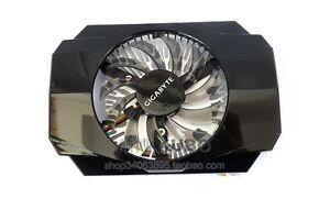 NEW For GIGABYTE GV N430 440 GT730 graphics card cooler 12V 0.25A 3-Pin